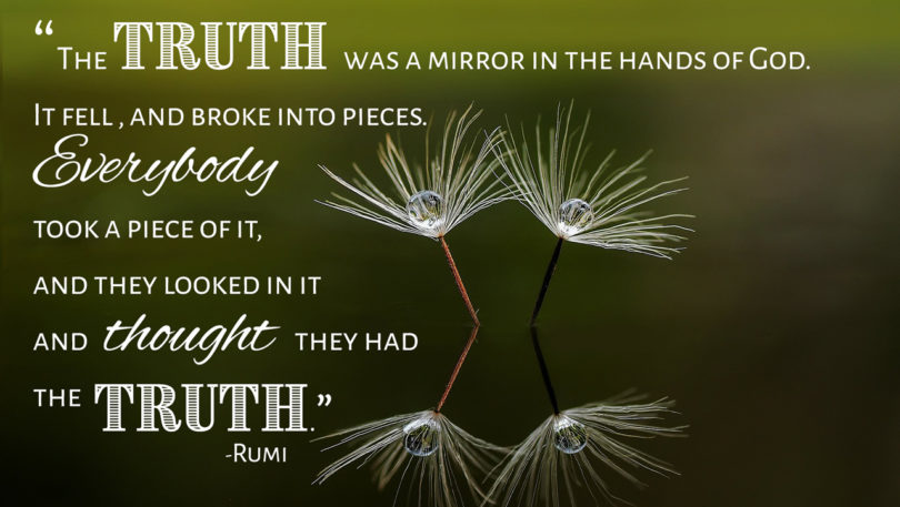 My Favorite Rumi Quote