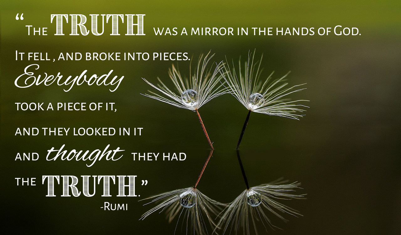 Rumi Quote My Favorite Rumi Quote  Kathryn Brown Ramsperger
